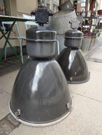 Industrilampe