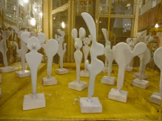 Balloon Casting Molds