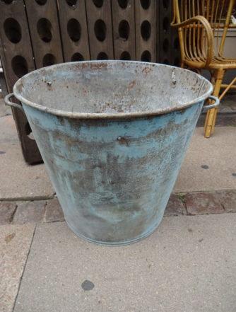 Zinc Barrel