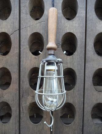 Værkstedshåndlampe