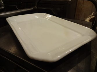 Meat Serving Dish