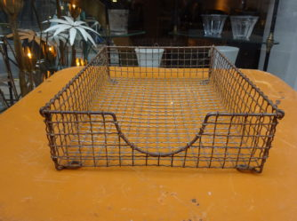 Wire Paperwork Tray