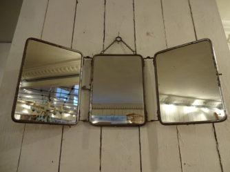 3 - Fløjet spejl