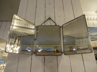 3-Fløjet spejl