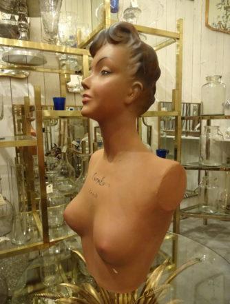 Mannequin hoved - Margaux