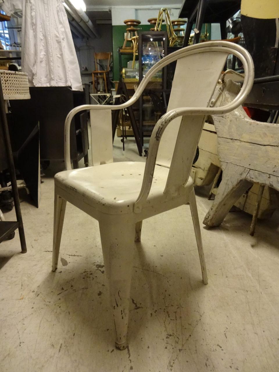 Alle nye Tolix stol - Fil De Fer ZH-19