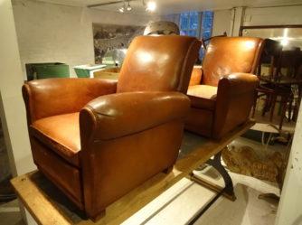 1 Par clubchairs