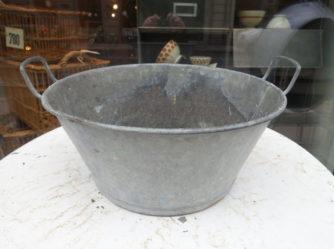 Zinc Tub