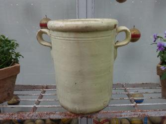 Earthenware Storage Pot