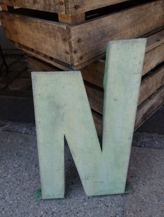 Bogstav N