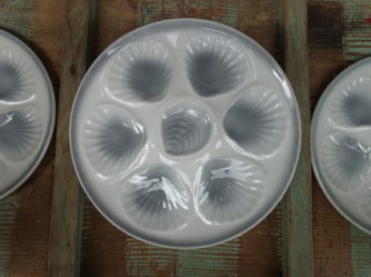 Østers tallerkener