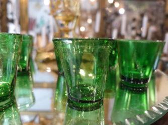 Lysglas