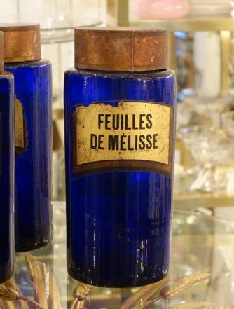 Apotekerglas - Feuilles de Mélisse