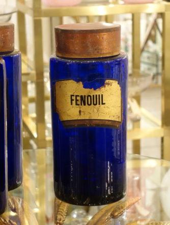 Apotekerglas - Fenouil