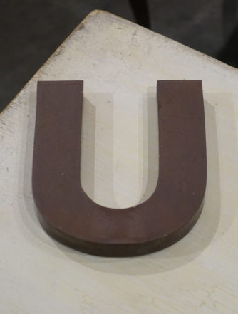Bogstav U