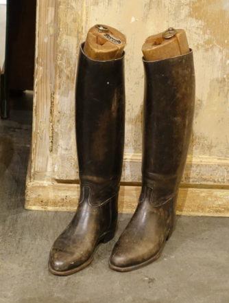 Dekoration - Ridestøvler