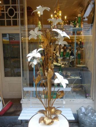 Blomsterlampe