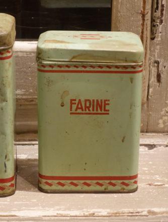 Dåse - Farine
