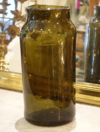 Glass Jar-Pot a Cornichon