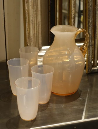 Lemonade Set-Jug & Glasses