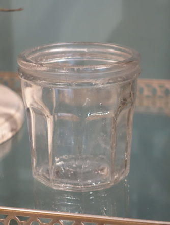 Jam Jar-Glass Holder