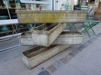Balcony Planters - Willy Guhl