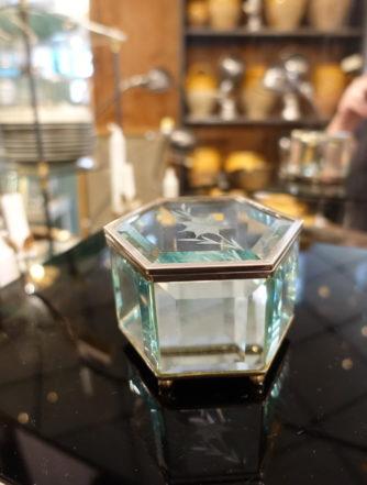 Glasskrin