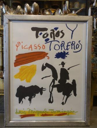 Kunstnerplakat - Picasso