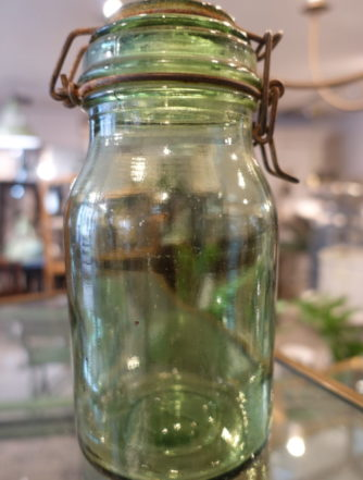 Conserves Jar