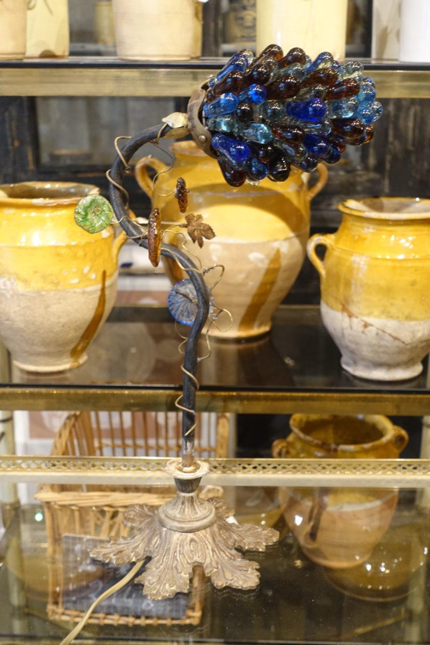 Table Lamp Murano Glass